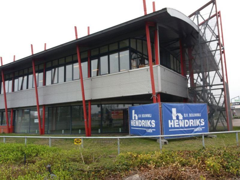 Verbouw Kantoor Tuinland Assen