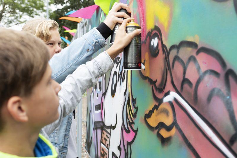 Feestelijke start nieuwbouw Kindcentrum Spijk