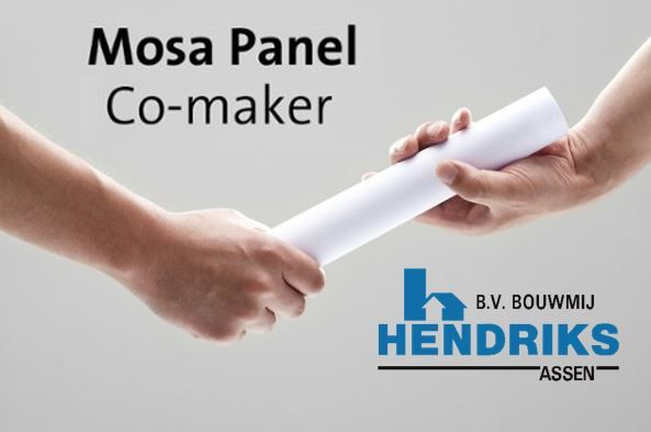 Certificaat Mosa Panel Co-maker