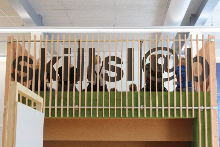 Oplevering verbouw Klaslokaal / Skills Lab