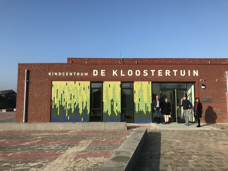 IKC De Kloostertuin Assen, eigentijds, innovatief en BENG