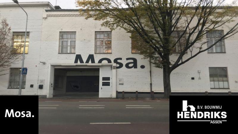 Bezoek Mosa fabriek Maastricht